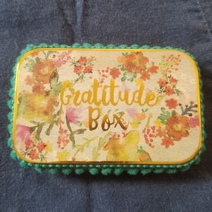 Brand New Grateful Box Tiny Messages w/ pen